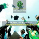 Undangan Pelepasan Mahasiswa, Periode Lulus : 5 Agustus - 30 September 2019