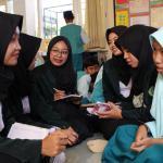 Mahasiswa PAI Gali Ilmu Manajemen Pendidikan di Malang