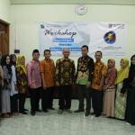 Dosen Prodi PBI Pelajari Materi Ajar Berbasis Blended Learning