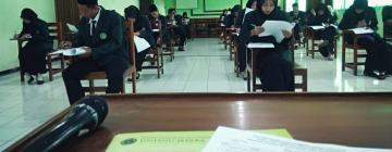 Jadwal, Daftar Peserta dan Materi Ujian Komprehensif Gelombang Keempat Semester Genap TA. 2018/2019