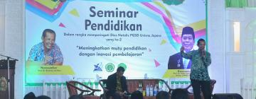 Dies Natalis ke-2: Prodi PGSD Gelar Seminar Pendidikan