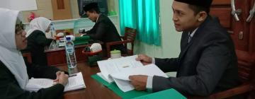 Pelaksanaan Munaqasah/Ujian Skripsi Gelombang Pertama Semester Genap TA. 2020/2021