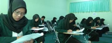 Jadwal, Daftar Peserta dan Materi Ujian Komprehensif Gelombang Ketiga Semester Genap TA. 2018/2019