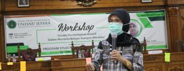 Kampus Merdeka, FTIK Unisnu Siapkan Diri dengan Workshop
