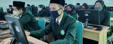 Pelaksanaan Ujian Komprehensif Gelombang Pertama Semester Genap TA. 2020/2021