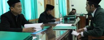 Pelaksanaan Munaqasah/Ujian Skripsi Gelombang Keenam Semester Genap TA. 2020/2021