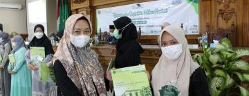 Pelepasan Wisuda di Masa Pandemi