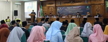 Undangan Pelepasan Wisudawan Fakultas Tarbiyah dan Ilmu Keguruan Unisnu Jepara Wisuda Ke-14 Tahun 2020