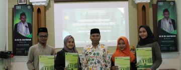 FTIK Unisnu Berikan Penghargaan Kepada Mahasiswa Berprestasi