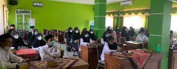 Program Habituasi Islam Dikenalkan Kepada Mahasiswa PPL