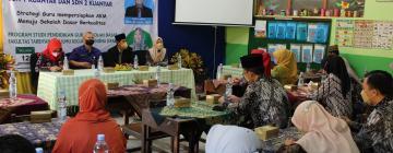 Prodi PGSD FTIK Unisnu Jepara Bekali Guru SD Strategi AKM