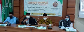 Memasuki Era Society 5.0 Prodi PBI Selenggarakan Seminar Nasional dan Call for Paper