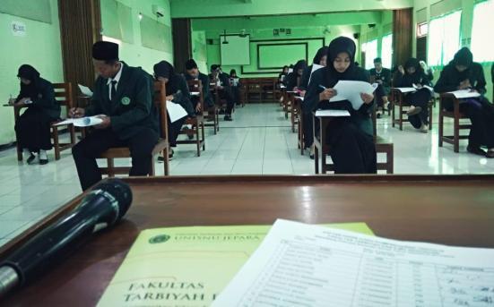 Jadwal, Daftar Peserta dan Materi Ujian Komprehensif Gelombang Pertama Semester Genap TA. 2018/2019