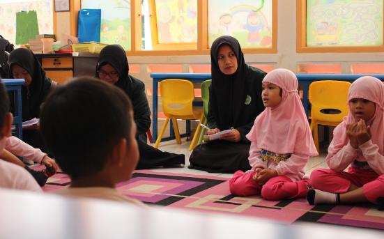 KKL, Ratusan Mahasiswa Belajar Kelola Lembaga Pendidikan ke Bandung