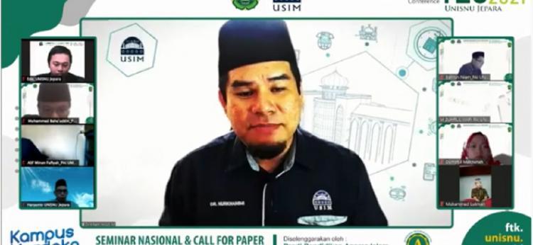 Menghadapi Era Society 5.0, Prodi PAI FTIK Unisnu Hadirkan Pakar dari Malaysia