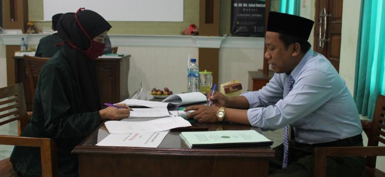 Ujian Proposal Skripsi Gelombang Pertama Semester Genap TA. 2020/2021